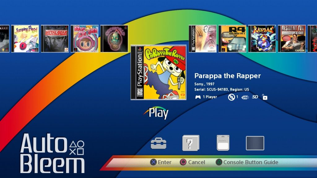 How-to Add More Games to PlayStation Classic with AutoBleem